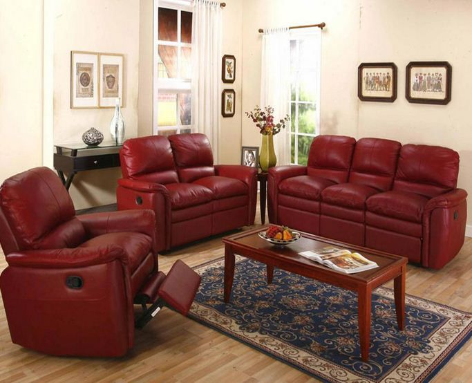 Comfortable Curves And High Quality Leather Make The Prentice Leather  Recliner Easily Your Favorite Seat In