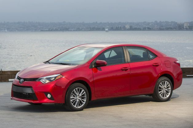 Breaking: 2014 Toyota Corolla priced from $16,800*