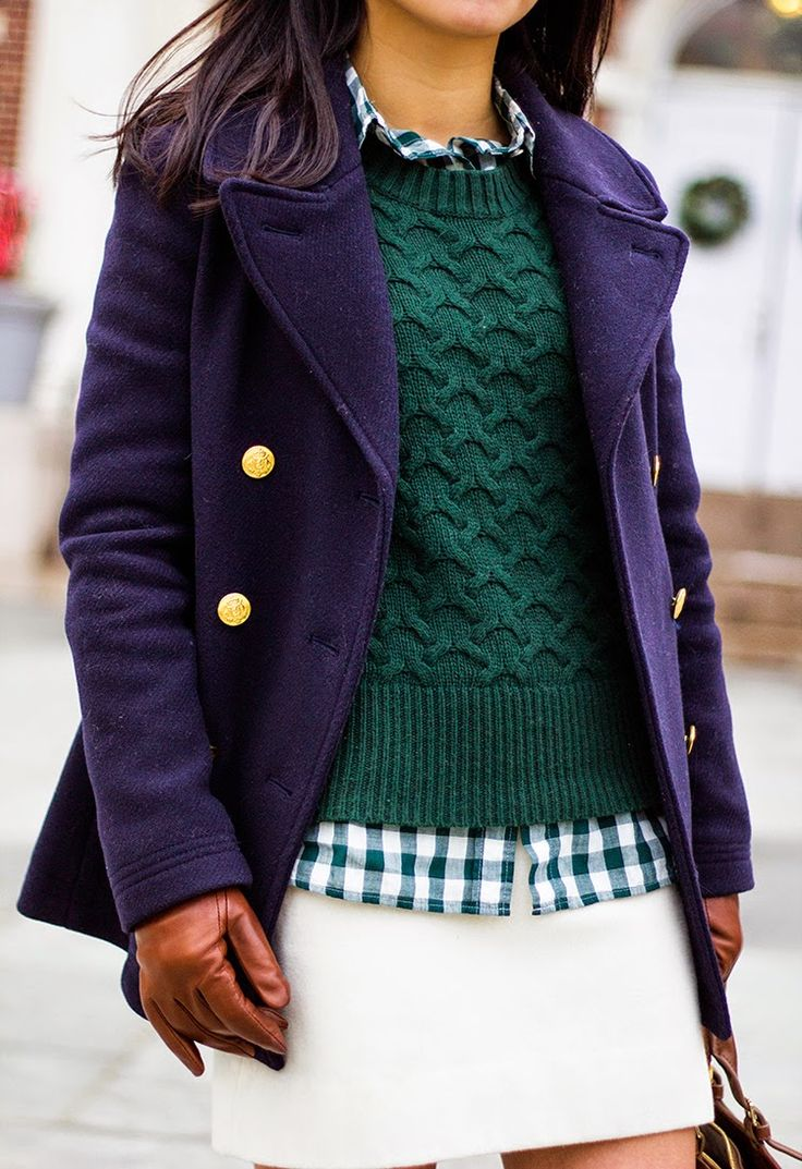 Fast Food & Fast Fashion | a personal style blog: Green Gingham
