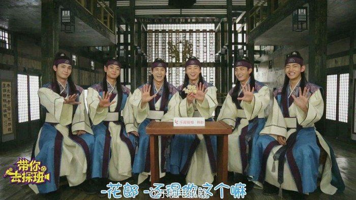 Drama Hwarang - Di Layar Bermusuhan Banget, Behind The Scene-nya Berubah 180 Derajat!