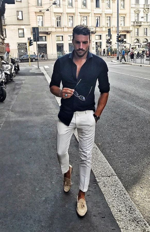 60 Stylish Men 's Fashion Ideas by Instagrammer Mariano Di Vaio - Doozy  List #
