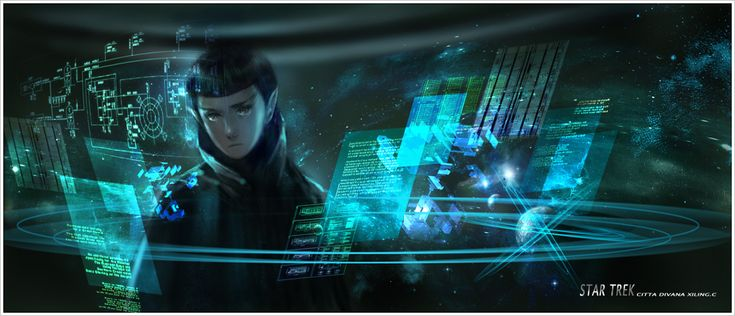 Little Spock by Xiling.deviantart.com on @deviantART