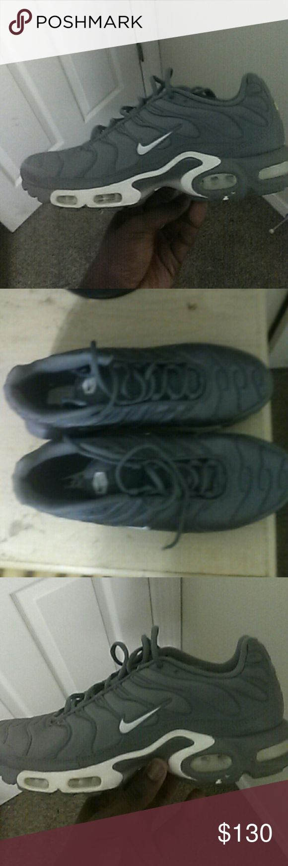 Nike Air Max Plus Only worn once honestly no lie Nike Shoes Sneakers
