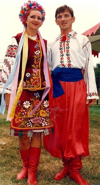 Eastern Europe, Ukrainian
