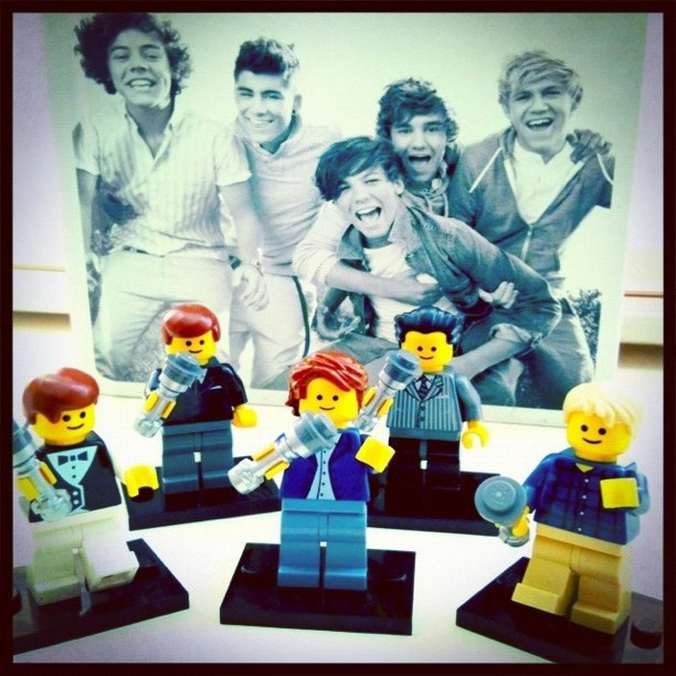 one direction games for kids. One Direction  LEGO Our son made these from his Lego collection for older sister who is an avid Directioner So cute to watch two kids grow up 550 best i ve got a BAD case of one direction infection 3