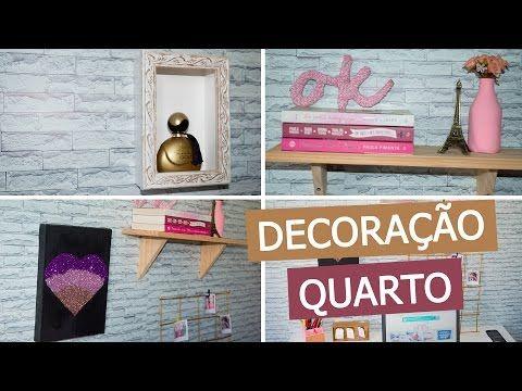 DIY - Almofadas criativas e fáceis de fazer (sem costura e usando só 2 materiais) - Casinha Arrumada