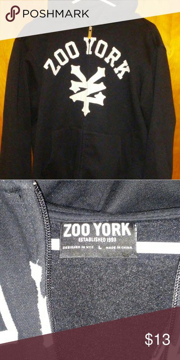 🌟ZOO YORK HOODIE🌟 Very nice , good condition zip up hoodie Zoo York Other