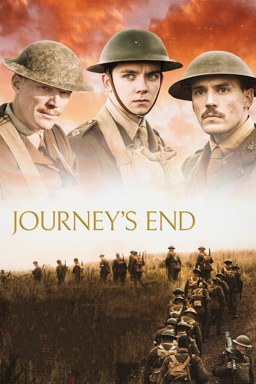 Journey's End Full Movie Streaming Online in HD-720p Video Quality