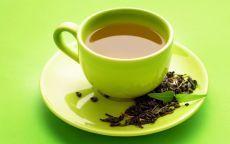 Почему бы нам не выпить чашечку зелёного чая?