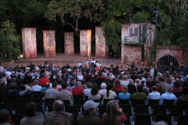 Maynardville Open Air Theatre - Wynberg