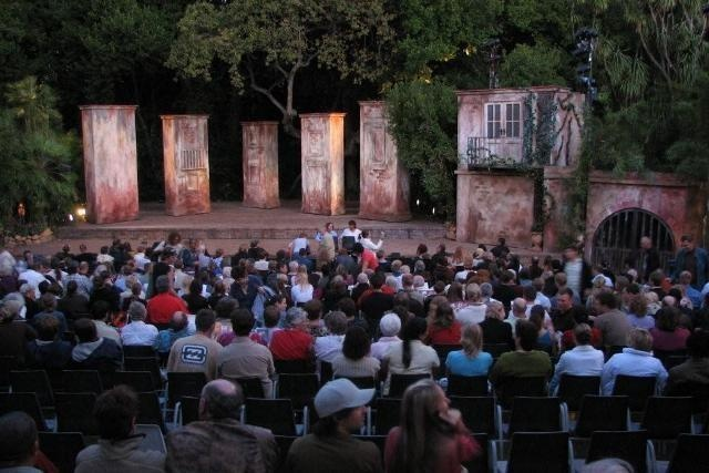 Maynardville Open Air Theatre - Wynberg