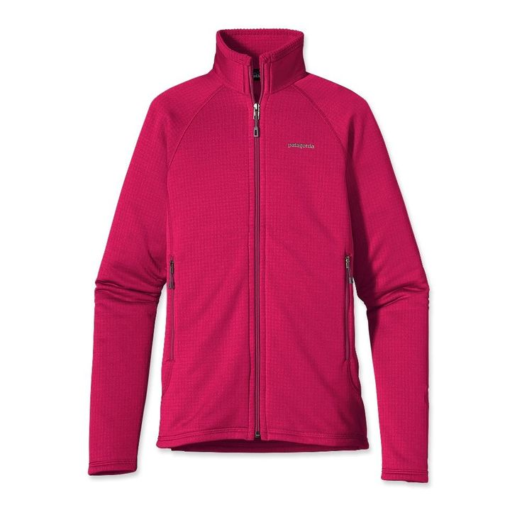 Patagonia Outlet Online & Patagonia Women's R1® Full-Zip Jacket Jeweled Berry