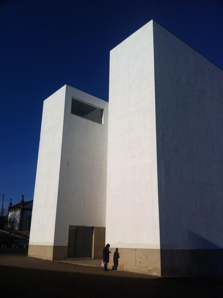 Marco de Canaveses, Igreja de Sta. Maria, Siza Vieira, 2012