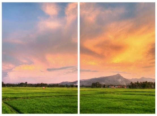 Sunset Semesta.