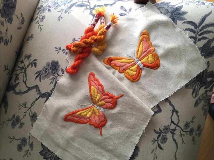 Mariposas de Luly