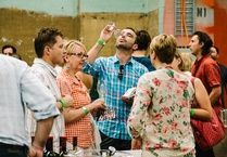 Photo Gallery of Rootstock Sydney Sustainable Food and Wine Fair at Carriageworks   Broadsheet - Food & Drink - Broadsheet Sydney #rootstock #sydney #food #wine #festival #events #styling #carriageworks