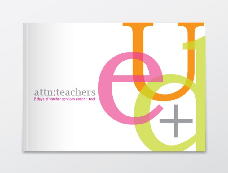 Teachers Federation Health conference booklet