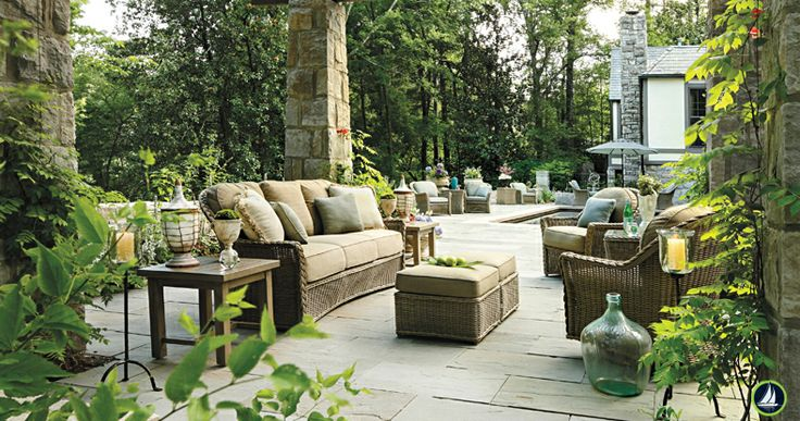 Charmant Shop Frontgateu0027s Summer Classics Sedona Outdoor Furniture Collection, And  Youu0027ll Find Both Luxury And Longevity. Our Outdoor Patio Furniture Sets  Include ...