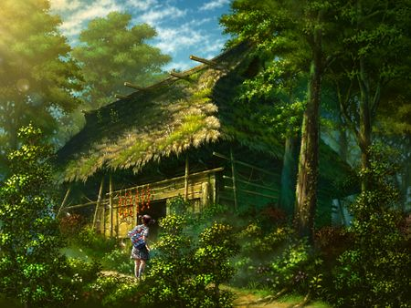 Houses Close To Nature And Other Nature Photography おしゃれまとめの人気アイデア Pinterest Queen Of Hearts アニメの風景 風景 幻想的