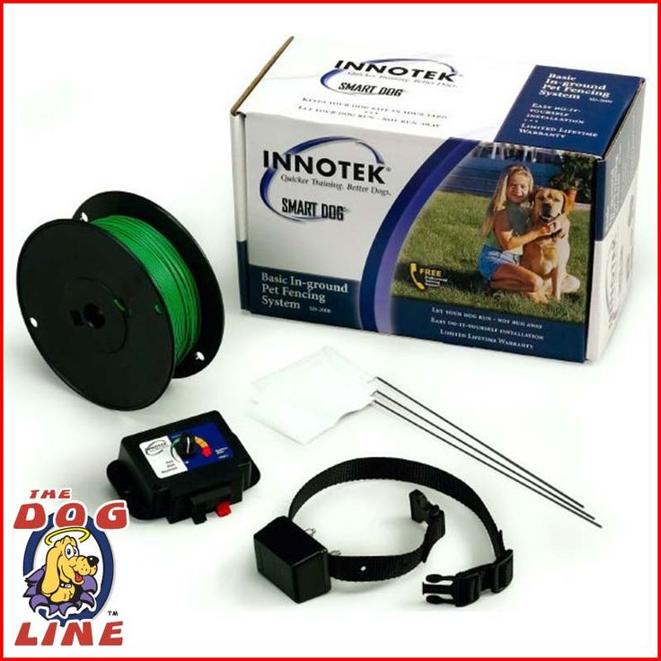 Innotek Basic In-Ground Pet Fencing System - SD-2000