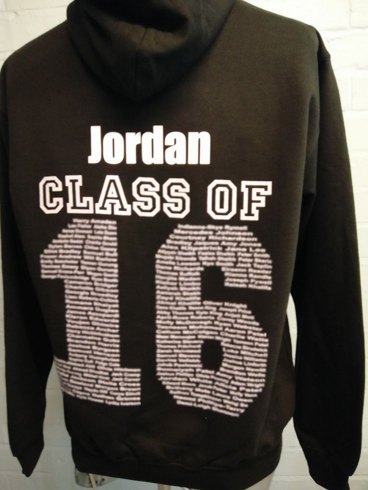 Fantastic Printed School Leavers Hoodies 2016. With embroidered logo and custom printed Leavers 2016 design on the back. These come in Black but we have many more colours available.