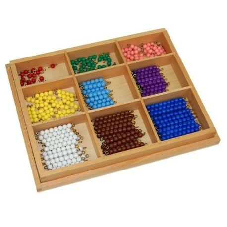 Perles pour l'echiquier des nombres