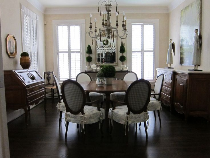 My Dining Room Love Contest is on! - The Enchanted Home