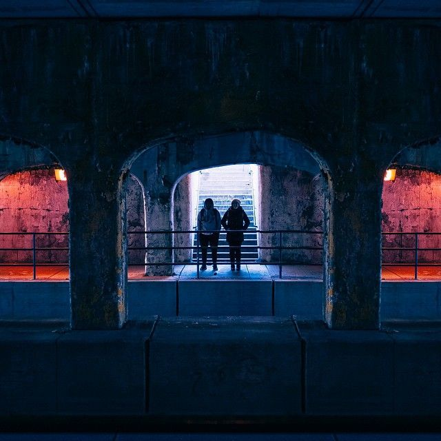Фото - путешествия по миру: Ночная жизнь в фотографиях Дэнни Мота
