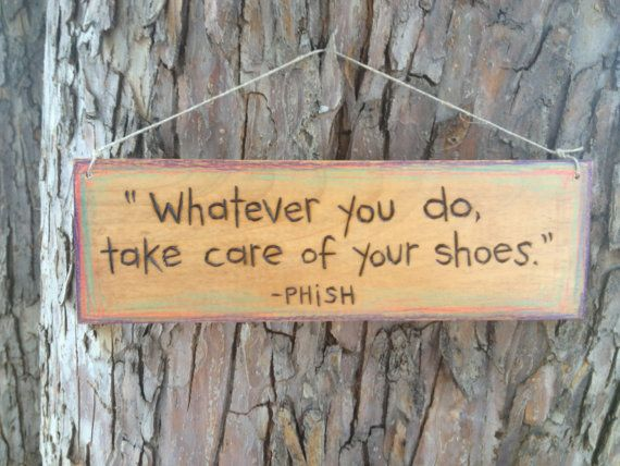 Woodburn quote sign by begonia08 on Etsy, $20.00  I need this for my mud room!