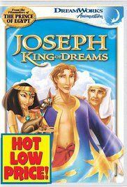 Joseph: King of Dreams Poster