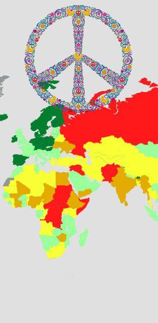 Global Peace Index 2014: Das friedlichste Land der Erde ist... http://www.travelbook.de/welt/Global-Peace-Index-2014-Die-friedlichsten-Laender-der-Erde-432979.html