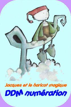 Jacques et le haricot magique : Exploitation du conte avec mes GS
