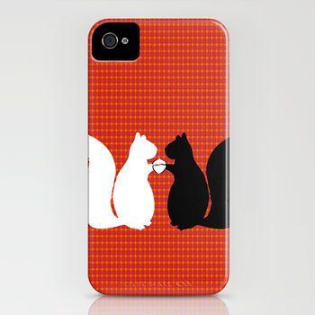 Squirrels On Phone Case