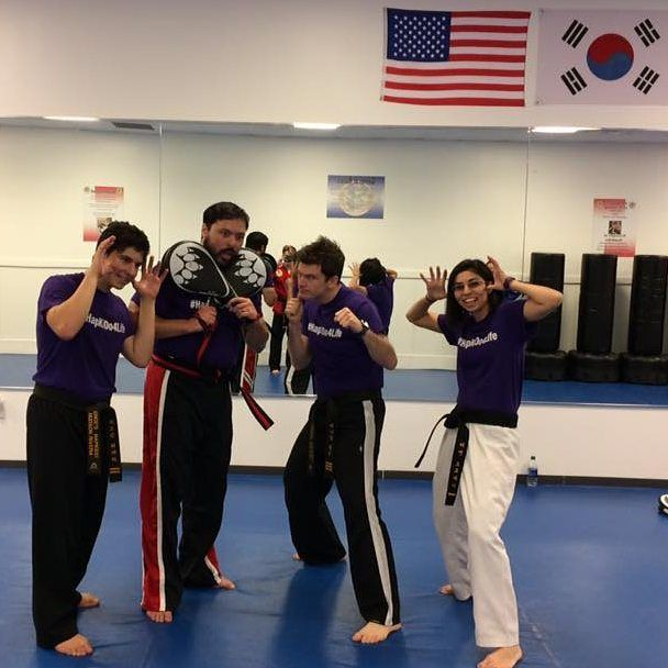We have fun doing what we love everyday!  #martialarts #lifestyle #selfimprovement #education #mixedmartialarts #karate #judo #martialartstricking #taekwondo #tkd #juijitsu #bjj #martialartslife #fitness #gymlife #workout #kids #training #selfdefense #goals #ninja #kids #teens #adults #thanksgiving #give #givingthanks #hallmark