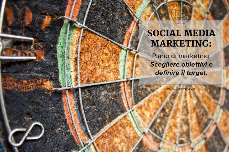 Definire target ed obiettivi. Guida alla creazione di un Piano di Marketing Online.
