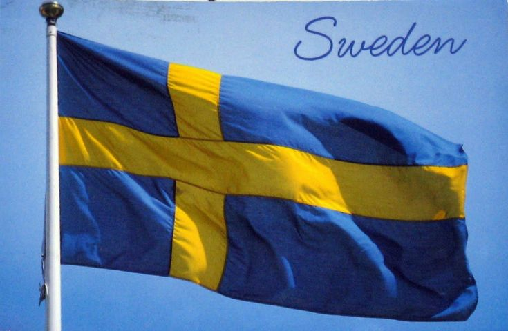 DNA mouth swab says my thousands of years ago origin is TOTALLY Swedish...go figure