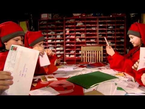 Postl address of Santa Claus in Finland