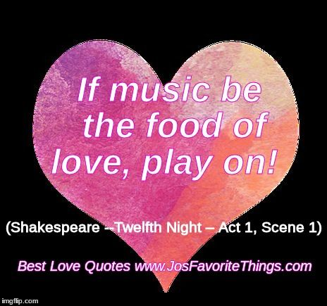 Best Love Quotes Shakespeare