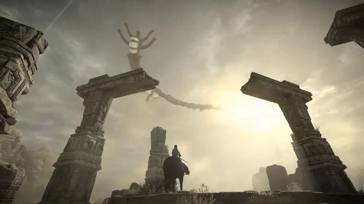 Shadow of the Colossus Paris Games Week 2017 Trailer Sony's gorgeous remake of the acclaimed adventure shows off another massive colossi. October 30 2017 at 04:38PM  https://www.youtube.com/user/ScottDogGaming