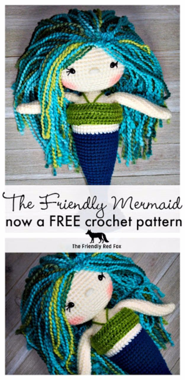 36 Cool Must Try Makeup Hacks: 36 Cool Amigurumi Projects You Should Be Crocheting Right