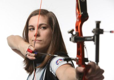 OLYMPIC ARCHERY EXPLAINED: DRAW WEIGHT