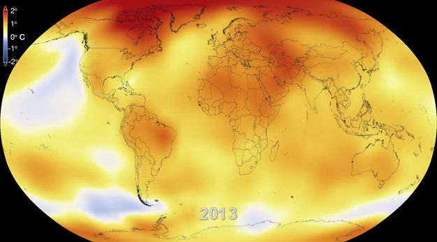 Watch 63 years of climate change in one horrifying GIF