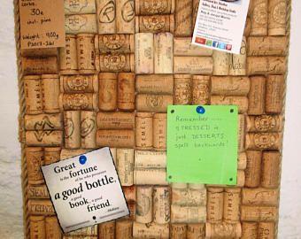 Tablón de anuncios | PIN Board | Tablón de corchos para vino | Junta Directiva de la lista de compras | Mensaje Junta Directiva | Nota Junta | Tablero de la nota de cocina | Tablero de pared |