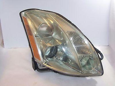 2004-2006 Nissan Maxima HID Xenon Headlight Assembly RH Right Passenger