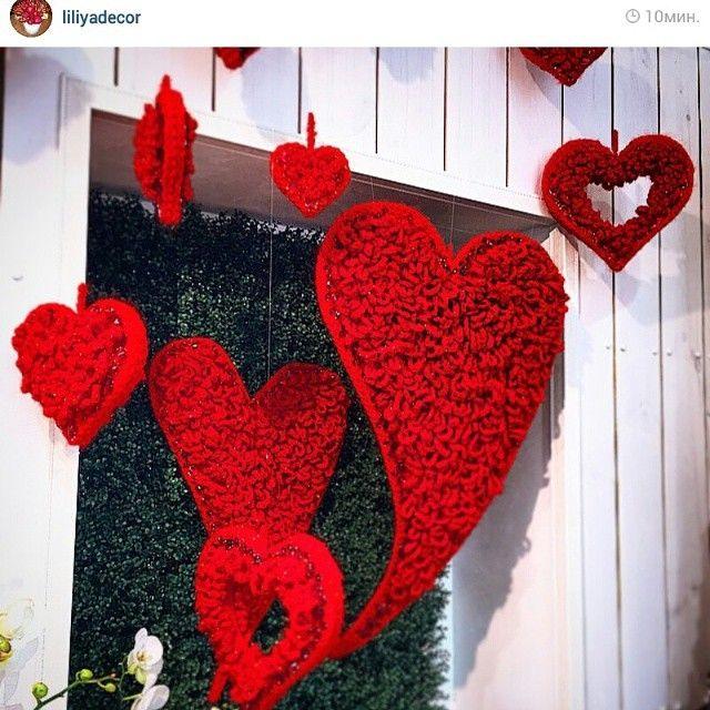 #сердца #фотозона #сердечки #деньсвятоговалентина #оформлениефотосессии #фотосессия #декорфотозоны салонцветов #харьков #liliyadecor