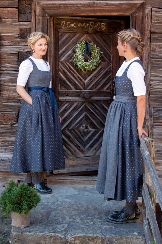 80c0f554e3 Bader Obermaiselstein - Tracht | Alpine Divine in 2019 | Tostmann ...