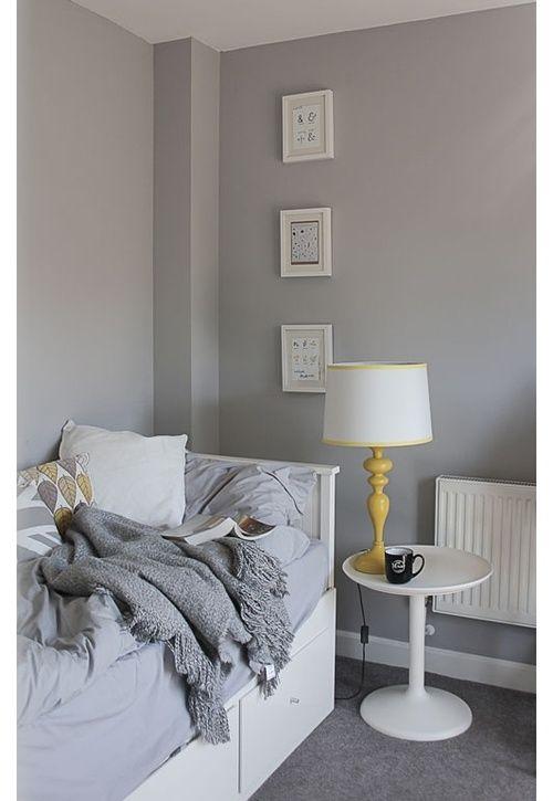 shades of grey bedroom design ideas - Grey Bedroom Design