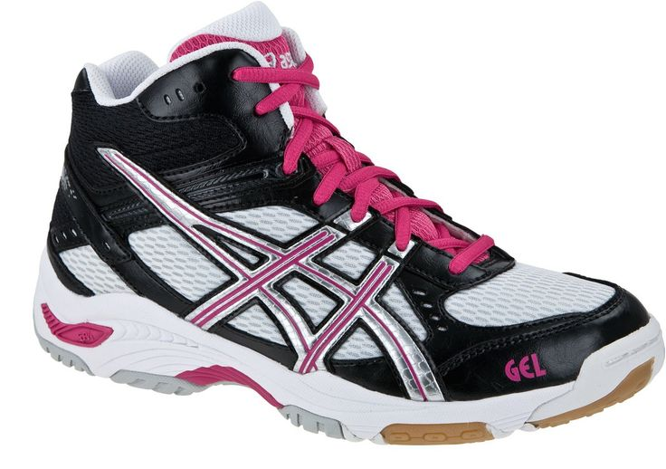 womens high top asics