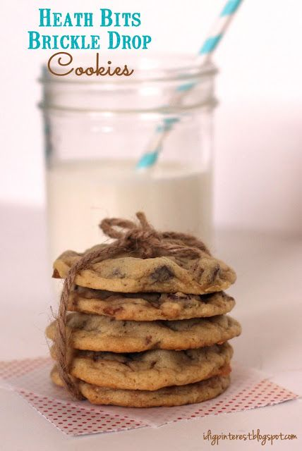 Probably one of my most favorite desserts when I'm having a sweet tooth craving is a simple, soft cookie. I'm always in the mood for a cookie. I must admit that I thoroughly enjoy making them because I can snack on the dough as I go. Are you with me? There's always the little angel...