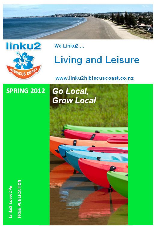 Living and Leisure including pets, travel, entertainment, home and garden - Hibiscus Coast Summer cover 2012/13